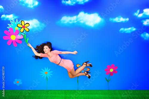 spring flight