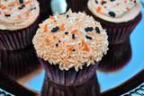 Sweet Delicious Halloween Cupcakes