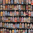 Amsterdam - façades (magnets)