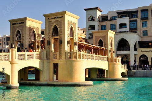 Bridge at the Dubai Mall, UAE
