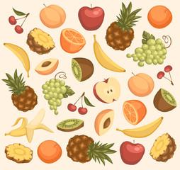 Fruit objects