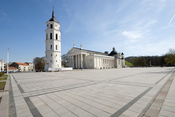 Granite Cathedral square