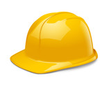 Casque de chantier vectoriel 1 - 52499531