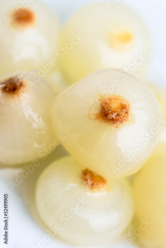 cipolle in agrodolce - onions sweet and sour