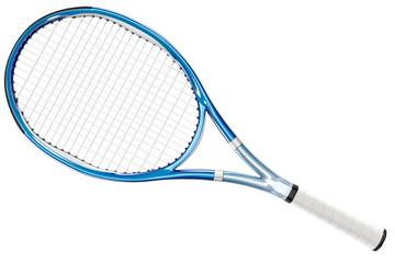 Tennis Racket Blue