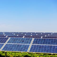 Solarzellen Photovoltaik Anlage 4