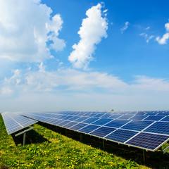 Solarzellen Photovoltaik Anlage 3