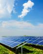 Solarzellen Photovoltaik Anlage