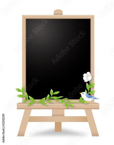 爽やか黒板
