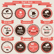 Beef and steak labels