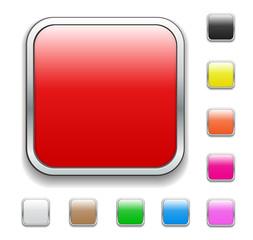 Bright Color Square Buttons