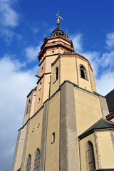 Nikolaikirche in Leipzig Zentrum