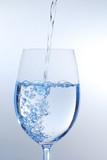 wasser im glas