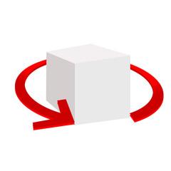 360 Grad Produkt Icons