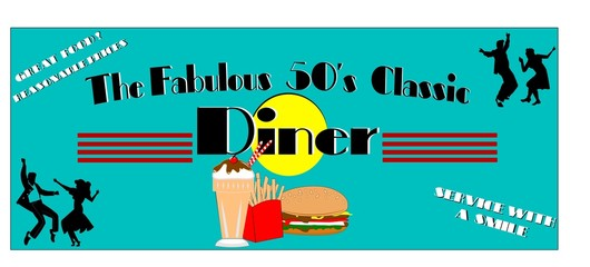 fabulous fifties diner