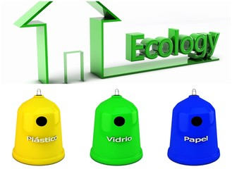 Ecology in 3d
