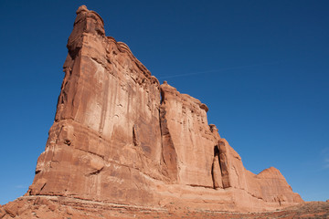 Massive Formation at Arches National Park
