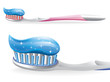 Ttoothbrush With Toothpaste