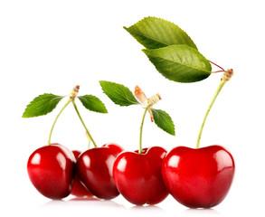 Gruppo di ciliegie