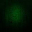 grunge green background.