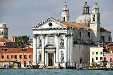 Kirche in Venedig, Italien