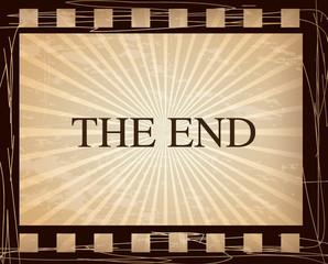 the end vintage