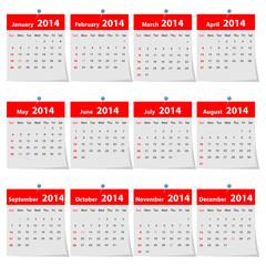 calendar 2014 us-holidays