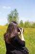 Une photographe