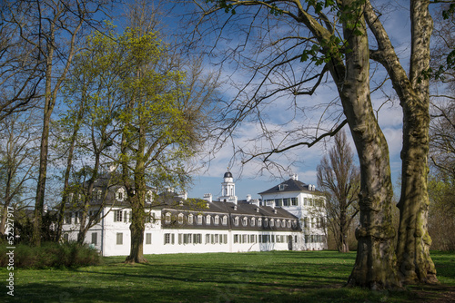 canvas print picture Schloss