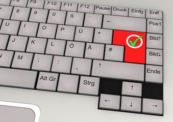 Keyboard Tick