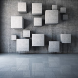 Fototapety Abstract geometric background