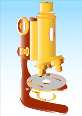 Microscope - an optical instrument