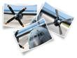 avion transall de l'armée de l'air française