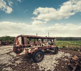 rusty generator