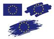 Brush Flags Europe