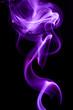 Purple smoke - 52537767