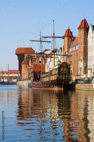 Old town , Gdansk © neirfy