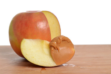 Peanut Butter Apple