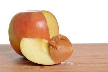 Peanut Butter Apple