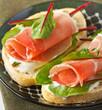Ham sandwich.