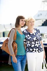 Nonna e nipote