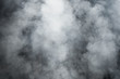 canvas print picture - smoky cloud background