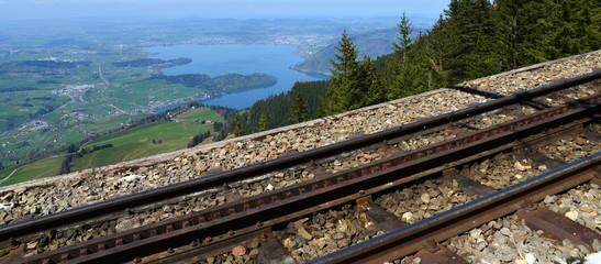 rail...train à crémaillère