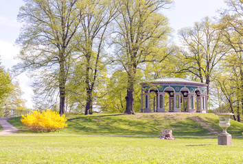 16th century Echo temple in Haga Park, Stockholm
