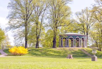 16th century Echo temple in Haga Park, Stockholm