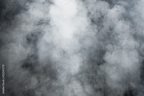 canvas print picture smoky cloud background