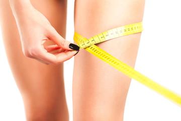 Measuring Sexy Leg