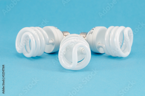 novel new economic fluorescent light bulb