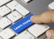 Learn more keyboard key finger
