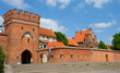 Gateway in Torun, Poland
